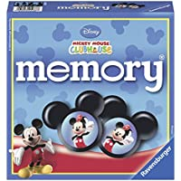 Ravensburger Disney Mickey Mouse Club House - Juego de memoria y puzzle