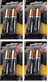 #8: Duracell Alkaline Battery AA2 pack of 4 (8 cell)
