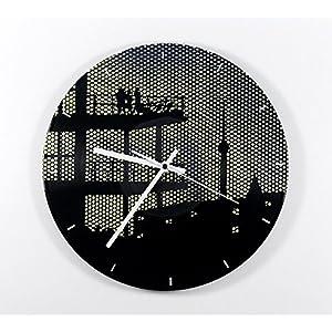 Uhr Wanduhr Young Berlin Vinyluhr Schallplattenuhr