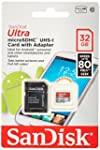 SanDisk Ultra Android microSDHC 32GB...