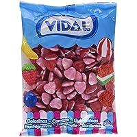 Vidal Corazones Twist Golosina - 1000 gr