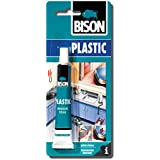 1 x 6305315 Bison Rigid Hard Plastics Repair Adhesive Glue 25ml Extra Strong and Waterproof by Bison