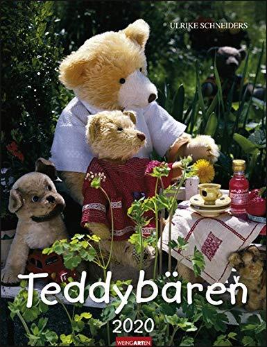 Teddybären 2020   30x39cm