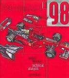 eBook Gratis da Scaricare Formula Uno 1998 Analisi tecnica Ediz italiana e inglese (PDF,EPUB,MOBI) Online Italiano