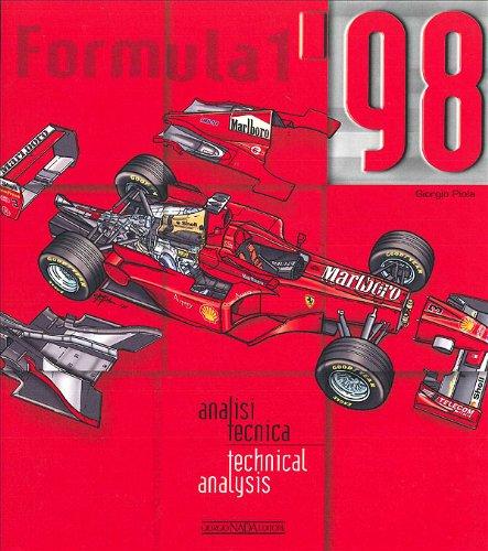 Formula Uno 1998. Analisi tecnica. Ediz. italiana e inglese por Giorgio Piola