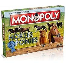 Winning Moves 1656 CAVALLI E PONY MONOPOLI Gioco da tavolo