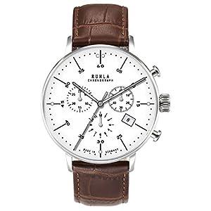 Garde Ruhla 91203-Armbanduhr Herren, Lederband