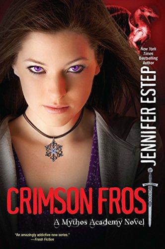 Crimson Frost (Mythos Academy Novels)
