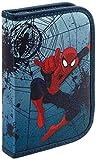 Undercover SPKW0440 - Schüleretui Spiderman mit Stabilo Markenfüllung, 30-teilig