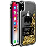 DC Comics Coque iPhone X/XS Coque Design Batgirl Protection Polycarbonate avec...