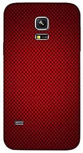 Timpax protective Armor Hard Bumper Back Case Cover. Multicolor printed on 3 Dimensional case with latest & finest graphic design art. Compatible with Samsung Galaxy S-5-Mini Design No : TDZ-22343