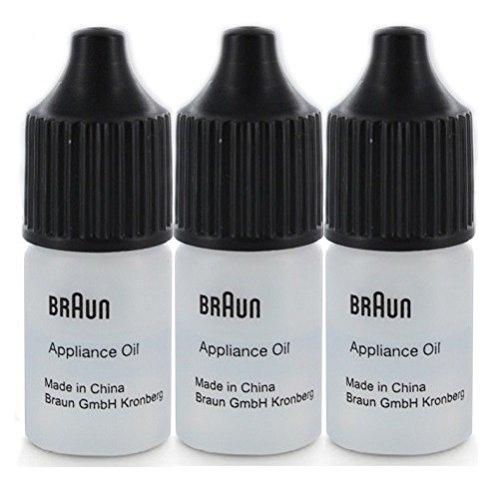 Braun Rasoir électrique 7002000Appareil Huile lubrifiante 7ml