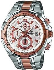 Casio Edifice  Herren -Armbanduhr  Analog  Quarz Edelstahl EFR-539SG-7A5VUEF