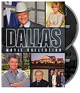 Dallas: The Movie Collection [DVD] [Region 1] [US Import] [NTSC]