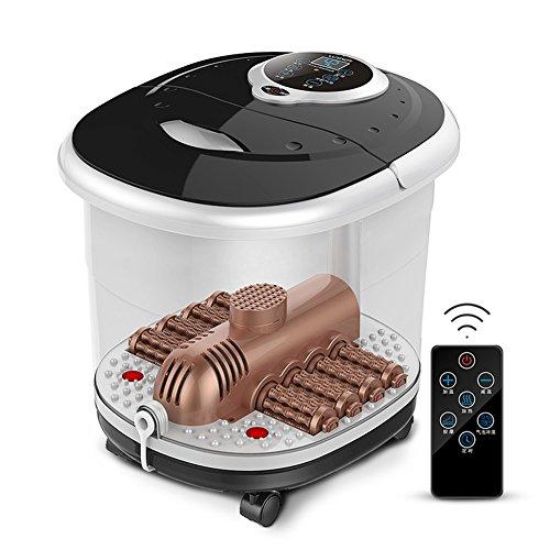 Preisvergleich Produktbild CHAOXIAN Fuß Badewanne Automatische Massage Fuß Waschbecken Elektrische Heizung Home Deep Barrel Fuß Maschine Thermostat,  45 * 39 * 32 cm