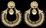 The Tribal Golden Earrings