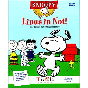 Snoopy – Linus in Not