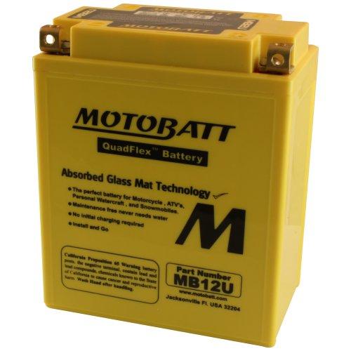 Batteria MB12U Motobatt