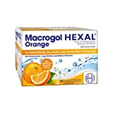 Macrogol HEXAL Orange, 50 St. Beutel