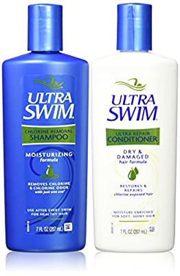Ultra Swim Dynamic Duo Repair Shampoo & Conditioner 7 OZ/Bottle from Ultraswim