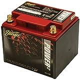 Stinger SPP1200 | 12V Autobatterie | Kapazität: 44Ah | 5sec. Startstrom: 1200A | CCA: 560A | Typ: AGM | 2400W | Inkl. 7,50 EUR Batteriepfand | Ersatz- oder Zweitbatterie