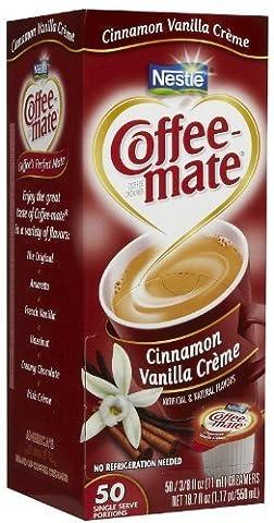 Coffee-mate Cinnamon Vanilla 50 single serve