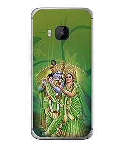 PrintVisa Designer Back Case Cover for HTC One M9 :: HTC One M9S :: HTC M9 (Ram Rama Ganesh Ganapati Krishna Srikrishna Kisna Kanayya Kanaiyah Mohana)