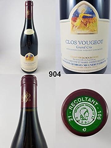 Clos de Vougeot Grand Cru - Mugneret-Gibourg 2011