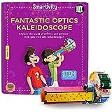 Smartivity Fantastic Optics kalaiedoscope stem, DIY, Educational, Learning, Building and Construction Toy