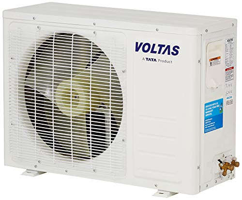 Voltas 1.5 Ton 3 Star Split AC (Copper, 183DZZ, White)
