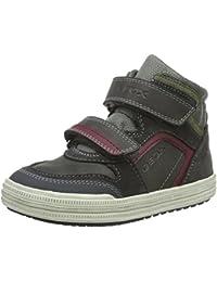 Geox Jungen Jr Elvis H Hohe Sneakers
