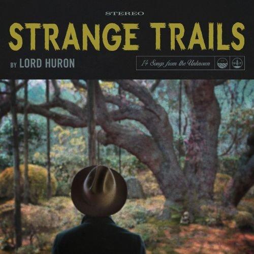 Strange Trails (2lp+CD) [Vinyl LP] - Übergangs-einheit