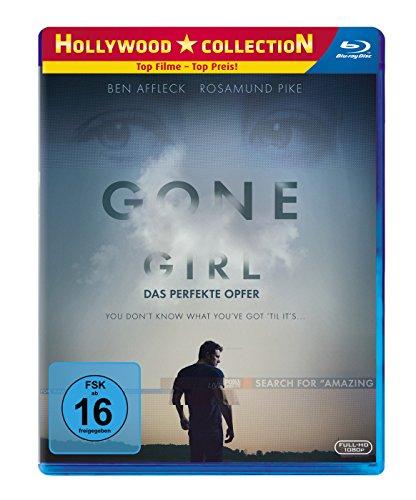 Bild von Gone Girl - Das perfekte Opfer  (inkl. Digital HD Ultraviolet) [Blu-ray]