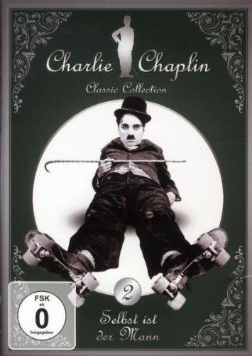 Charlie Chaplin Classic Collection, Vol. 2: Selbst ist der Mann