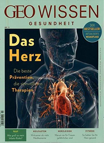 GEO Wissen Gesundheit 11/19 - Das Herz