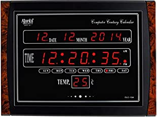Ajanta Digital Clock (OLC-104)