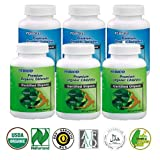 FEBICO Naturland/USDA Certifed Organic Spirulina & Chlorella Tablets 500mg Bundle Set High Quality Wholefoods Superfood/ Chlorophyll: Detox Cleanse/ Weight Loss/ Immune Booster/ Detox/ Digestive System/ Healthy Metabolism/ Beauty Skin from FEBICO Taiwan