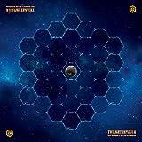 Twilight Imperium - Galactic Gamemat - Spielmatte | Nutzbar für 3. und 4. Edition