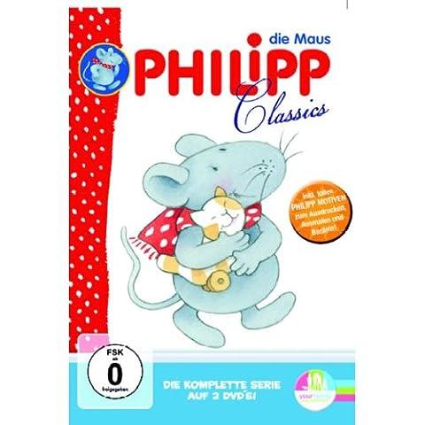 Philipp, die Maus - Die komplette Serie