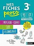 Mes fiches perso Physique-Chimie/SVT/Technologie 3e - Révisions Brevet 2019 (4)
