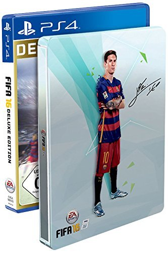 tion inkl. Steelbook (exkl. bei Amazon.de) - [PlayStation 4] ()