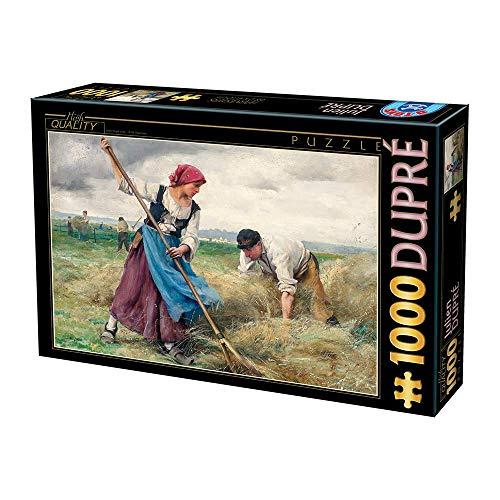 Unbekannt D de Toys 72788-Puzzle 1000Julien Dupre