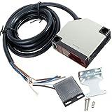 GOZAR E3Jk-Interruttore Sensore R4M1 Fotocellula Riflessione Fotoelettrica Dc 10-24V 3A