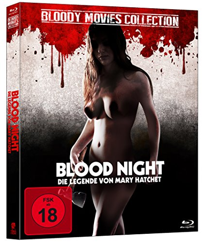 Blood Night (Bloody Movies Collection, Uncut) [Blu-ray]