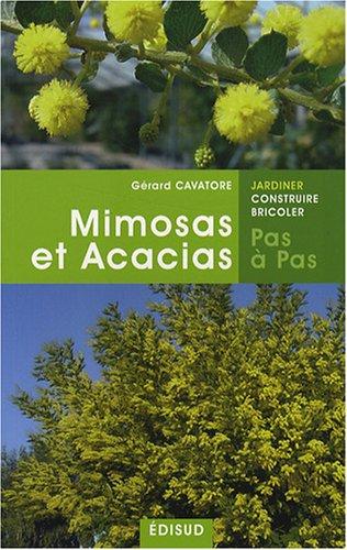 Mimosas et Acacias