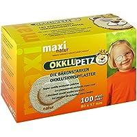 OKKLUPETZ Okklusionspflaster maxi natur 100 St Pflaster preisvergleich bei billige-tabletten.eu
