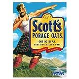 Scotts Porage Oats 1 x 3kg