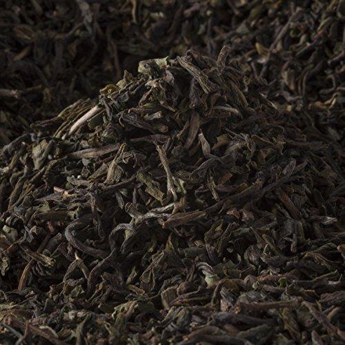 Darjeeling Lingia kbA, schwarzer Tee, weicher Charakter mit leicht süßem Geschmack, 100g / 500g / 1kg – Bremer Gewürzhandel