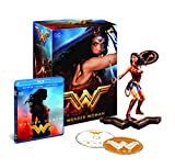 Wonder Woman (Blu-Ray 3D + Figura) - Edición Coleccionista - Edición Exclusiva Amazon [Blu-ray]