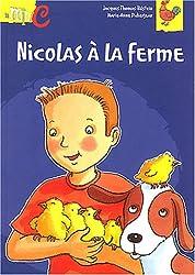 Nicolas à la ferme
